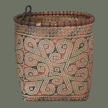 Baskets from Indonesia