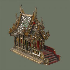 Thai Spirit Houses