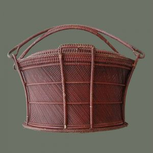 Baskets from Southeast Asia
