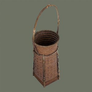 Laos Basket for Flowers