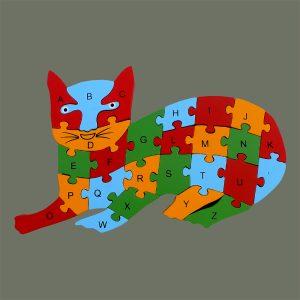 Puzzle – Cat