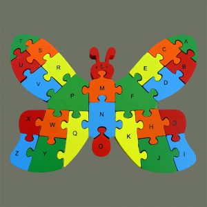 Puzzle – Butterfly