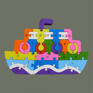 Puzzle – Boat