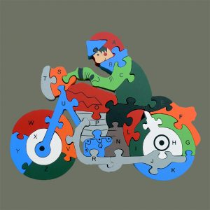 Puzzle – Motorcycle