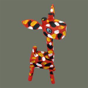 Folk Art Giraffe