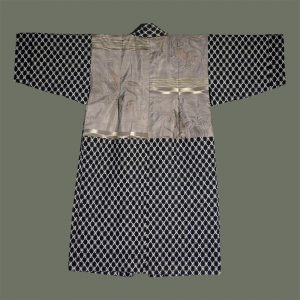Child's Kimono – Cotton Double Ikat